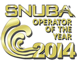Snuba Operator of the Year 2014